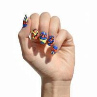 Snow White Nail Wraps - NCLA