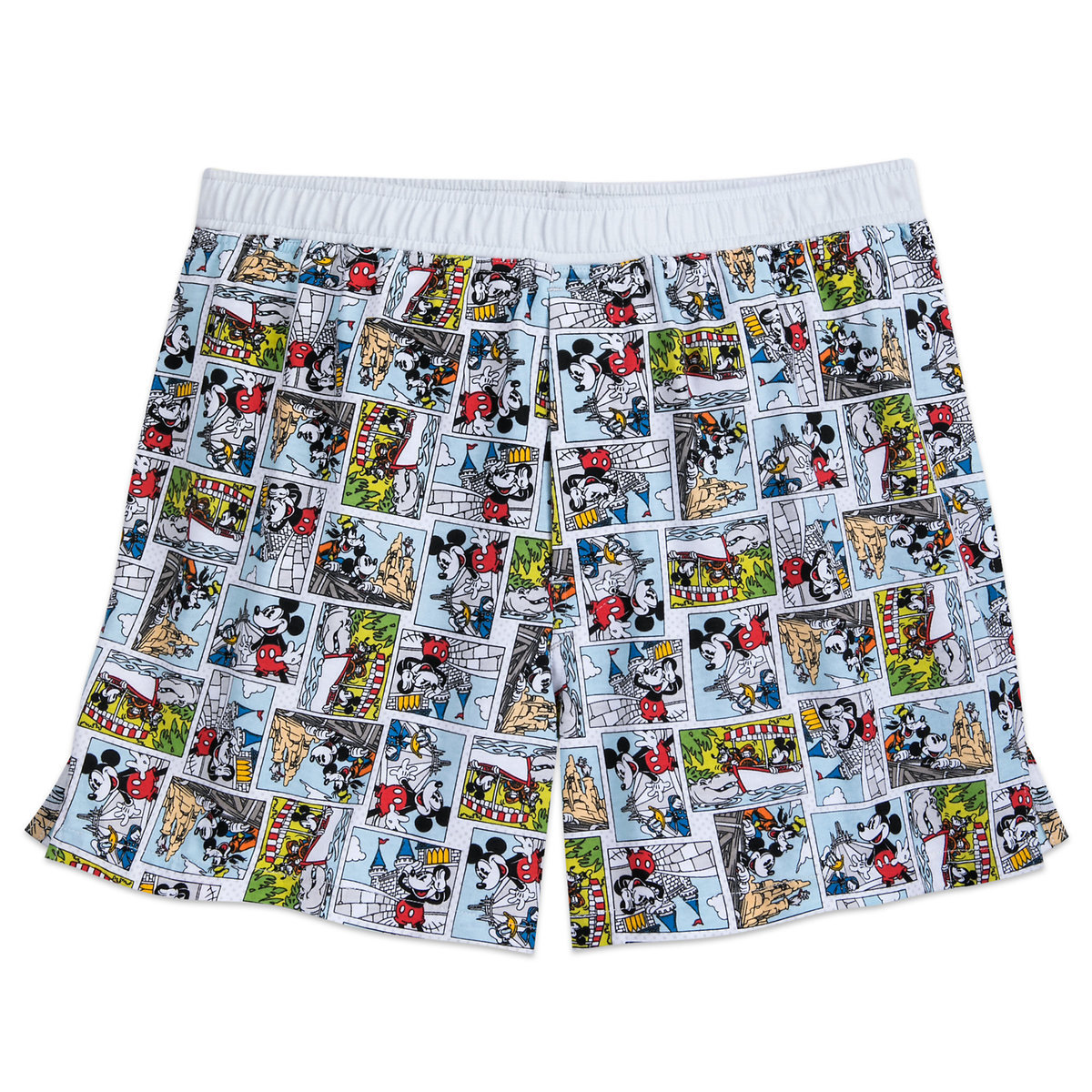 196e0c9cf1f Product Image of Mickey Mouse and Friends Comic Boxer Shorts for Men # 1
