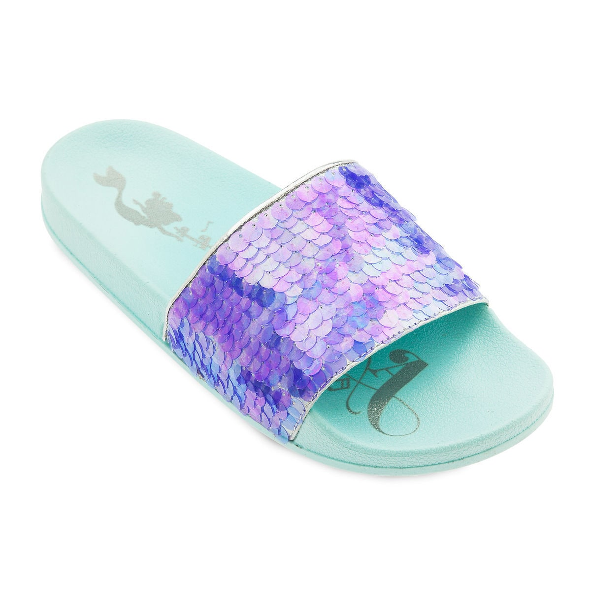 ariel slides for adults oh my disney shopdisney