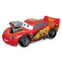 Image of Lightning McQueen Build to Race Remote Control Vehicle # 5