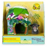 Image of Bagheera Starter Home Playset - Disney Furrytale friends - The Jungle Book # 4