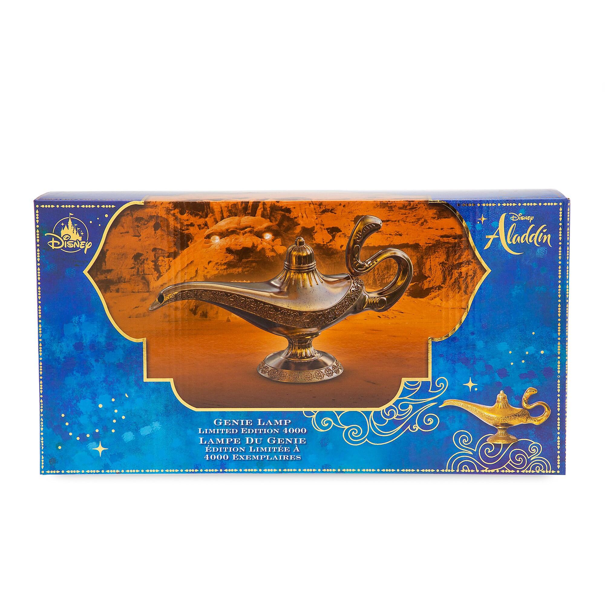 Genie Lamp Replica - Aladdin - Live Action Film - Limited Edition