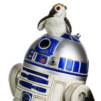 Image of Chewbacca, R2-D2 & Porgs Limited Edition Figurine - Star Wars: The Last Jedi # 5