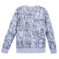 Image of Disney Prince Sweatshirt for Adults - Oh My Disney # 2