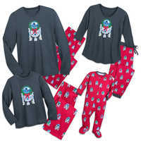 Image of R2-D2 Pajama Collection for Family by Munki Munki # 1