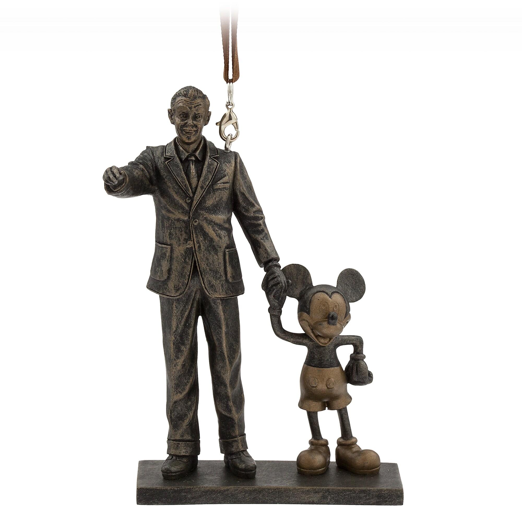Walt Disney Garden Statue ornament Takasho Disney Swing Pick Poo