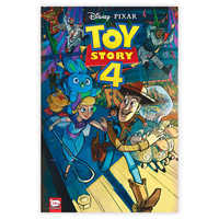 Image of Toy Story 4 Graphic Novel # 1
