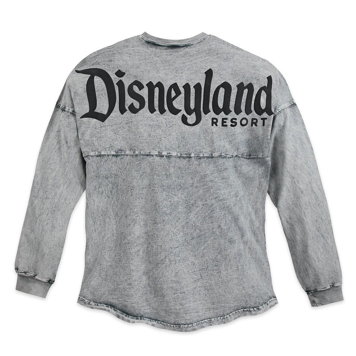 b65e9020b11 Disneyland Mineral Wash Spirit Jersey for Adults - Gray   shopDisney