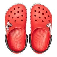 Image of Minnie Mouse Crocband Clogs for Kids by Crocs # 2