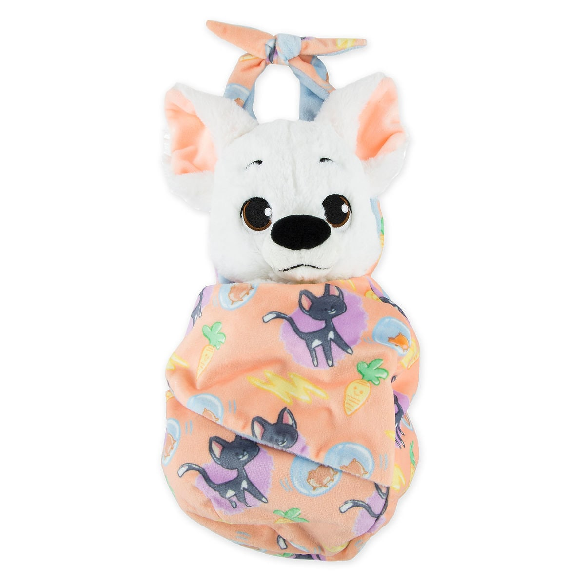 bolt plush with blanket pouch disney s babies small shopdisney