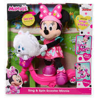 Image of Minnie Mouse Sing & Spin Scooter # 6