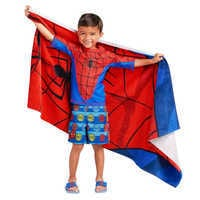 Image of Spider-Man Beach Towel - Personalizable # 2