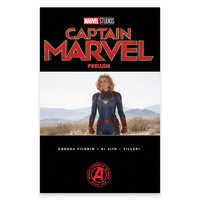 Image of Marvel's Captain Marvel Prelude Book # 1