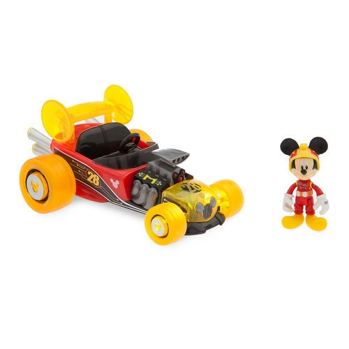 Mickey Mouse Light-Up Racer - Mickey and the Roadster Racers