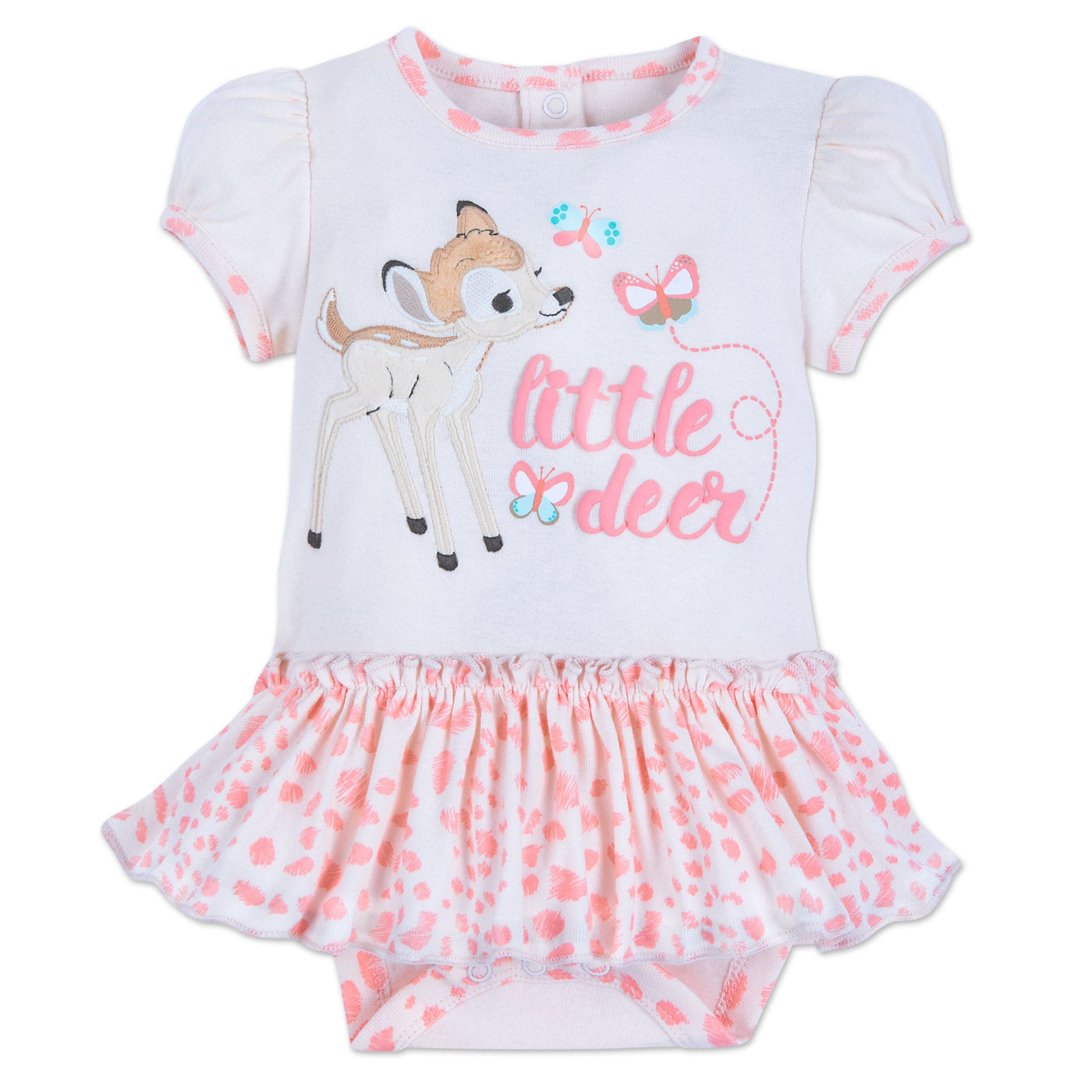 Product Image of Bambi Skirted Bodysuit for Baby # 1