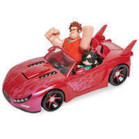 Image of Feature Slaughter Race Vehicle Set - Ralph Breaks the Internet # 1