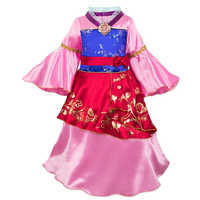 Image of Mulan Costume for Kids # 1