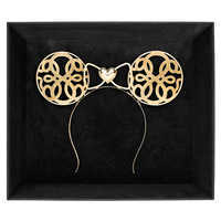 Image of Minnie Mouse Metal Ear Headband by Alex and Ani - Limited Release # 8