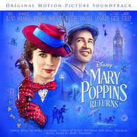 Image of Mary Poppins Returns CD # 1