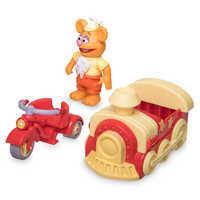 Image of Fozzie Trike & Train - Muppet Babies # 3