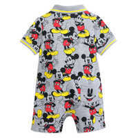 Image of Mickey Mouse Romper for Baby # 2