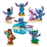샵디즈니 Disney Lilo & Stitch Figure Playset