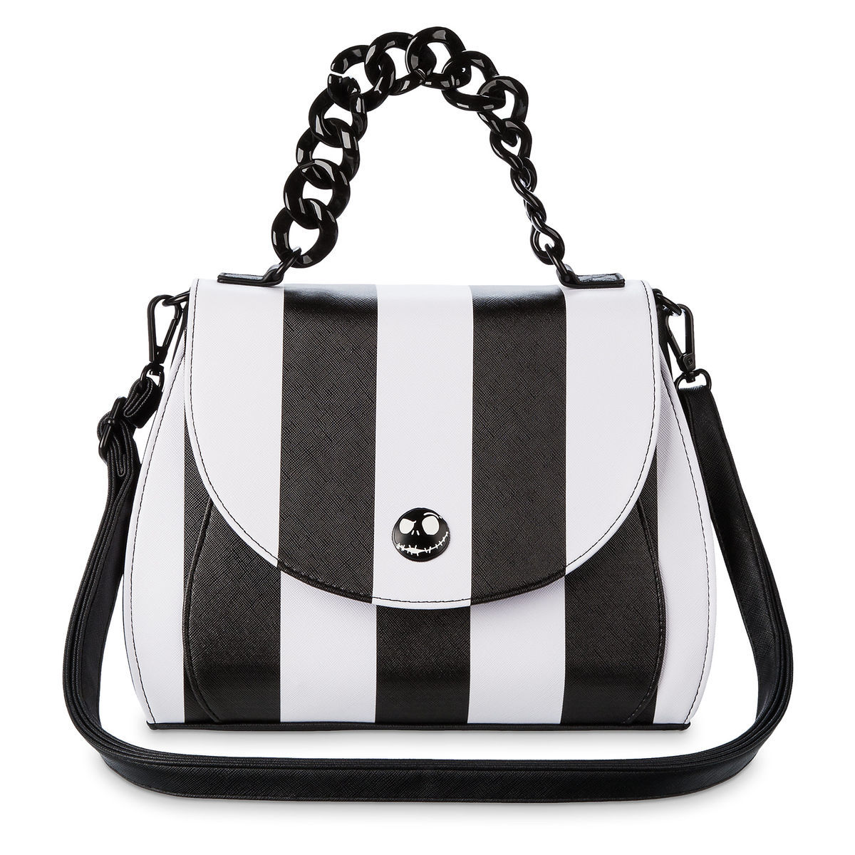 Product Image Of Jack Skellington Crossbody Bag By Loungefly Tim Burton S The Nightmare Before Christmas