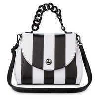 Image of Jack Skellington Crossbody Bag by Loungefly - Tim Burton's The Nightmare Before Christmas # 1