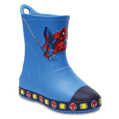 Spider-Man Crocs? Rain Boots for Boys