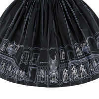 Image of Haunted Mansion Ballroom Dress for Women by Her Universe # 2