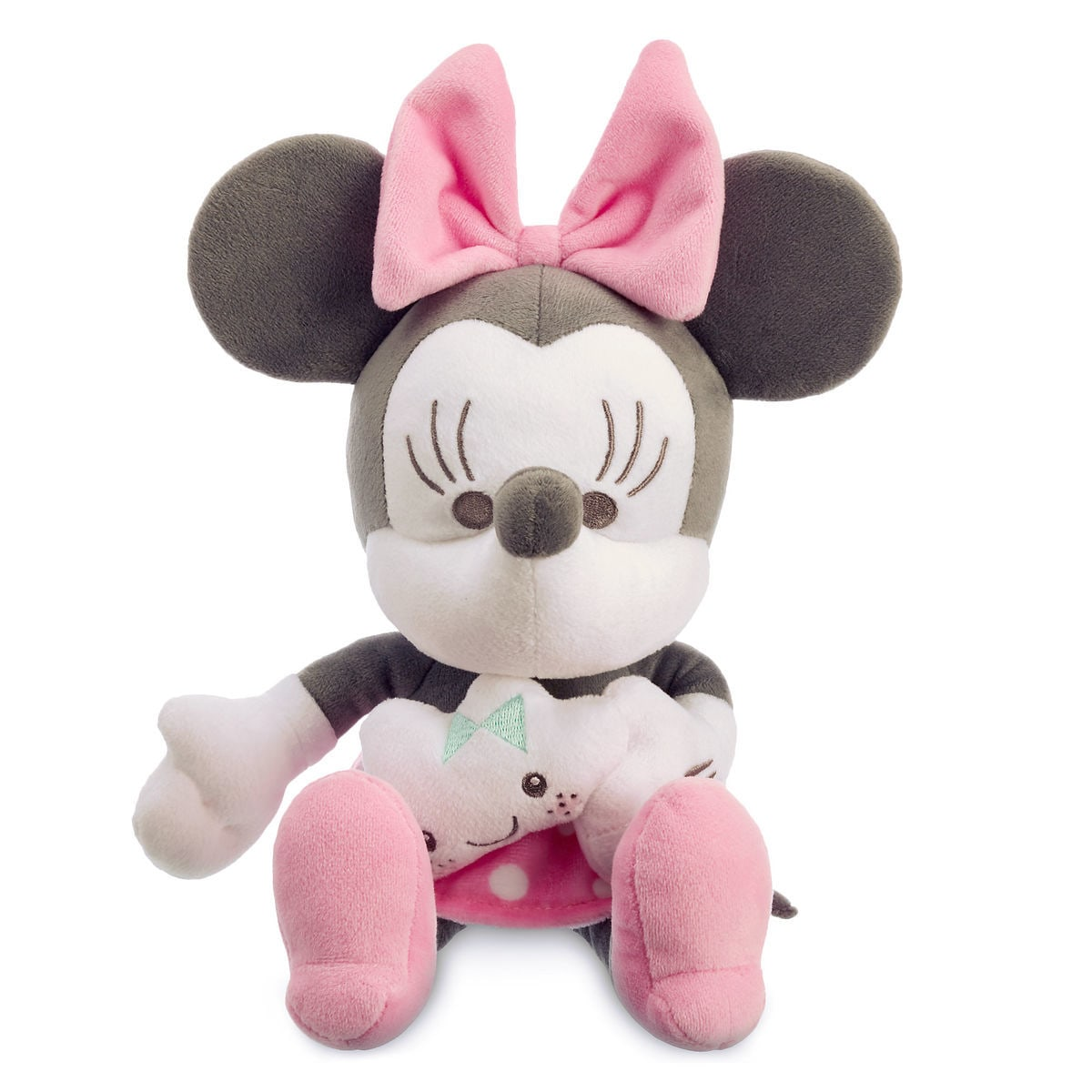 Minnie Mouse Plush For Baby Small Shopdisney