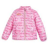 Image of Disney Princess Lightweight Puffy Jacket for Kids - Personalizable # 1