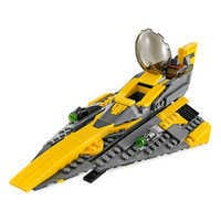 Image of Y-Wing Starfighter by LEGO - Star Wars # 4
