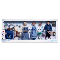 Olaf's Frozen Adventure Singing Doll Gift Set