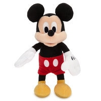 Image of Mickey Mouse Plush - Mini Bean Bag - 9'' # 2