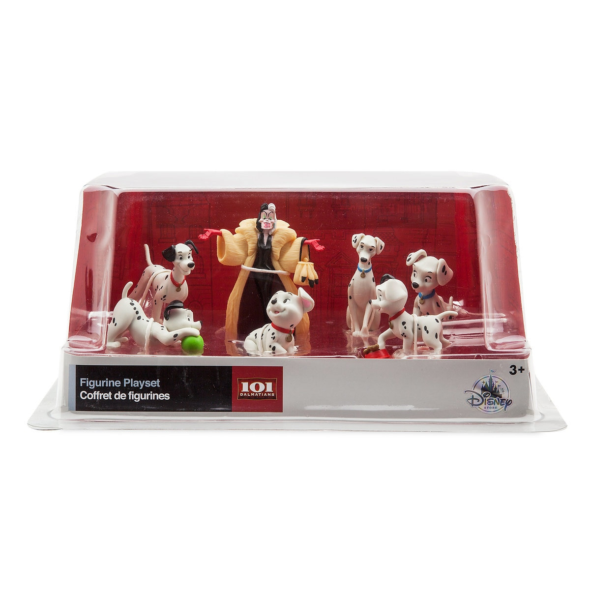 Product Image of 101 Dalmatians Figure Play Set # 2