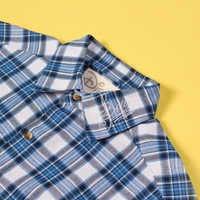 Image of Belle Flannel Shirt for Adults by Cakeworthy # 7