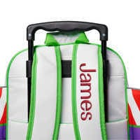 Image of Buzz Lightyear Rolling Backpack - Personalized # 4