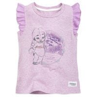 Image of Mulan Tank Top for Girls - Disney Animators' Collection # 1