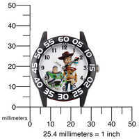 Image of Toy Story 4 Time Teacher Watch for Kids # 5
