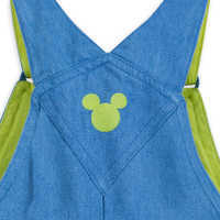 Image of Mickey Mouse Dungaree Set for Baby # 5