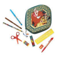 Image of The Lion King Zip-Up Stationery Kit # 1
