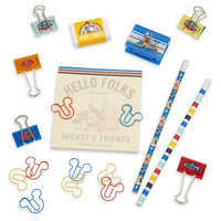 Image of Mickey Mouse and Friends Stationery Set # 1
