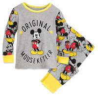 Image of Mickey Mouse ''Original Mouseketeer'' PJ PALS for Baby # 1