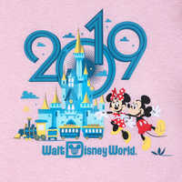 Image of Mickey and Minnie Mouse T-Shirt for Women - Walt Disney World 2019 # 2