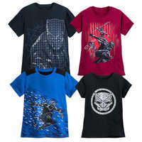 Image of Black Panther Family T-Shirt Collection # 1