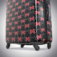 Image of Minnie Mouse Bows Rolling Luggage by American Tourister - Small # 4
