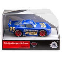 Image of Fabulous Lightning McQueen Die Cast Car - Cars 3 # 3