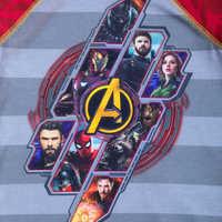 Image of Marvel's Avengers: Infinity War Shorts Sleep Set for Boys # 6