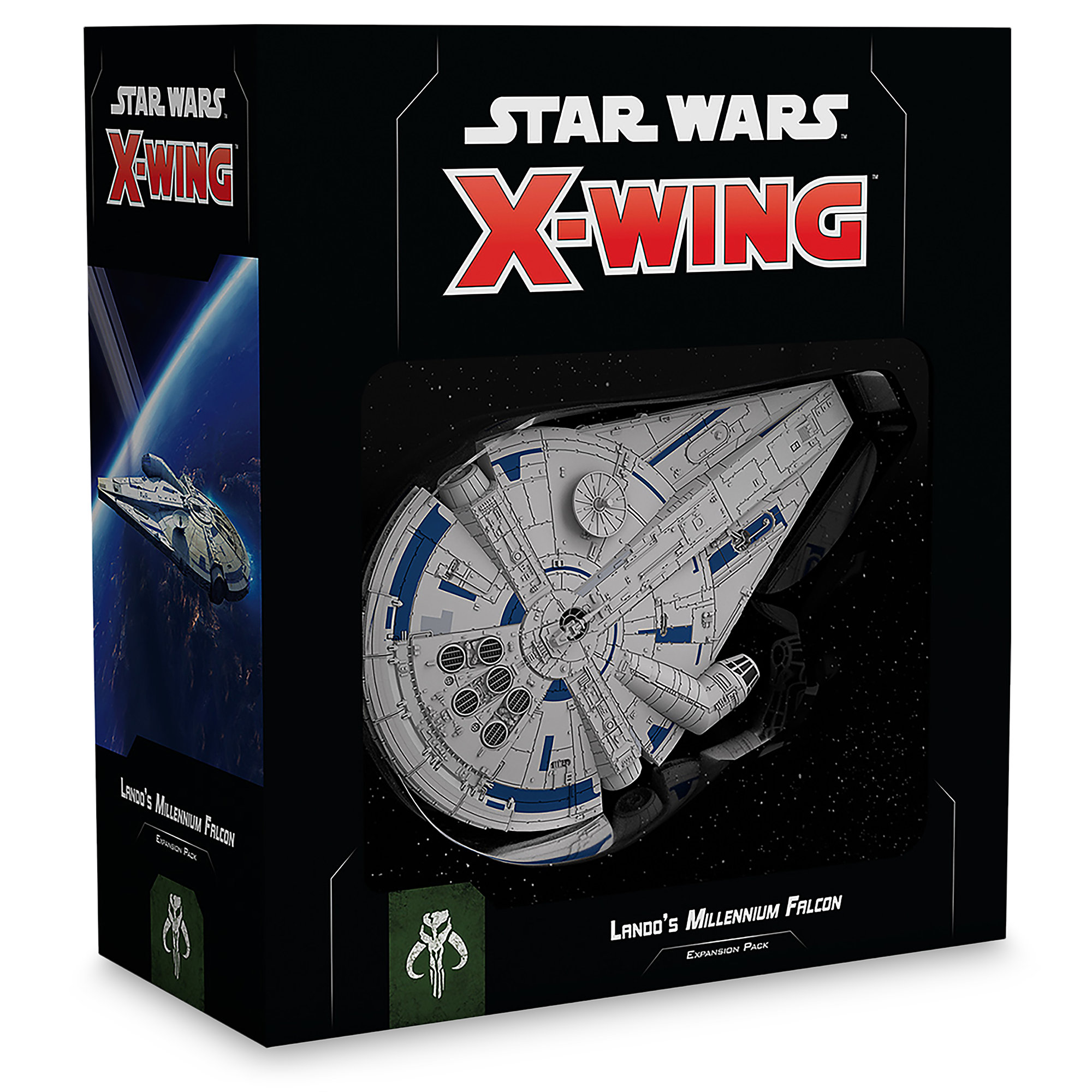 Star Wars: X-Wing: Lando's Millennium Falcon Expansion Pack
